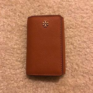 Tory Burch wallet keychain